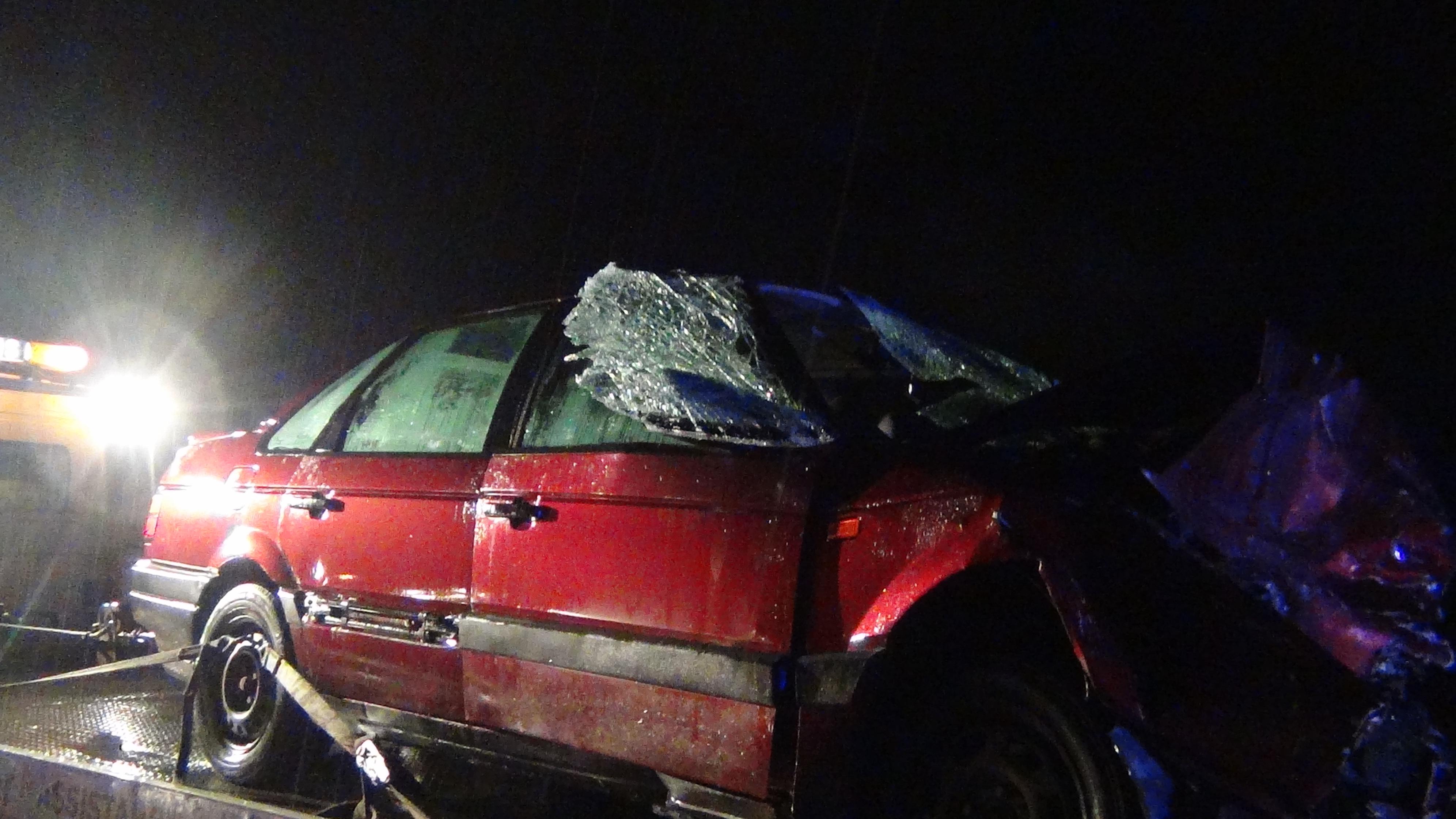 Βίντεο & Φωτογραφίες: Θανατηφόρο τροχαίο στο 2 χλμ Γρεβενών Δοξαρά – Ένας νεκρός και τρεις τραυματίες – Δείτε τις πινακίδες των αυτοκινήτων