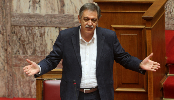 """Κουκουλόπουλος: """"Δημοκρατική απάντηση η εκλογή Προέδρου"""""""