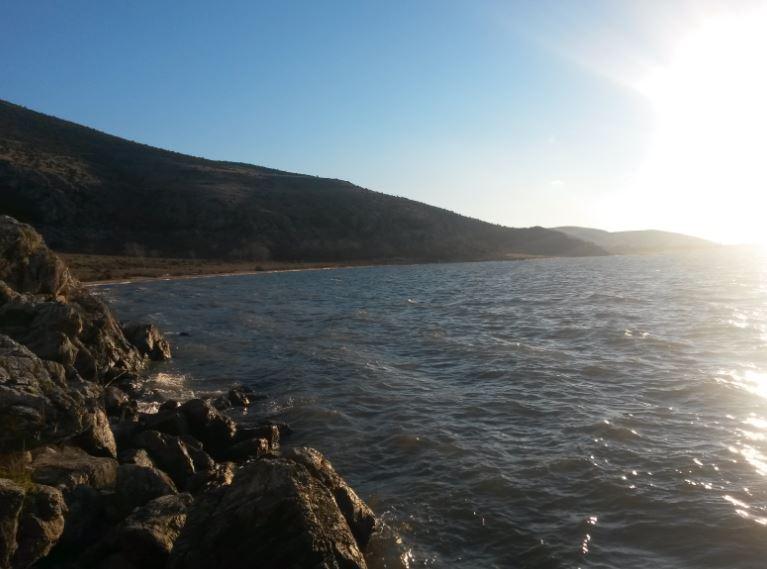 Απαγόρευση αλιείας στην Λίμνη Βεγορίτιδα