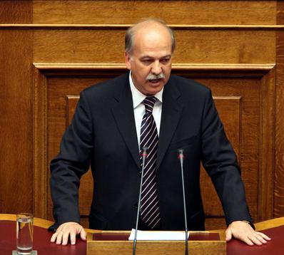 Ο επικεφαλής του ψηφοδελτίου Επικρατείας του ΠΑΣΟΚ Γιώργος Φλωρίδης στα Γρεβενά