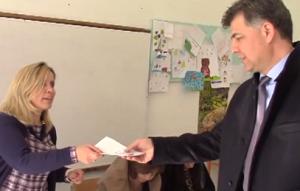 Στην Κάλπη ο Αντιπεριφερειάρχης Γρεβενών Β. Σημανδράκος (video)
