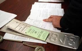 Επιστροφή των αδειών οδήγησης, των πινακίδων και των αδειών κυκλοφορίας, εν όψει των Βουλευτικών εκλογών της 25ης Ιανουαρίου 2015