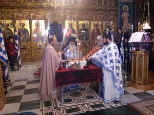 Η Σιάτιστα γιόρτασε με λαμπρότητα τους τρεις ιεράρχες (Φωτογραφίες)