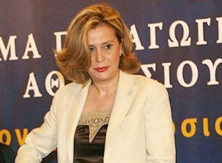 Η κοζανίτισσα πρόεδρος της ΕΣΗΕΑ Μαρία Αντωνιάδου στη θέση της υπηρεσιακής κυβερνητικής εκπροσώπου!