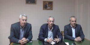 Γρεβενά: Η συνέντευξη τύπου του Γραμματέα του ΣΥΡΙΖΑ κ.Παναγιώτη Ρήγα