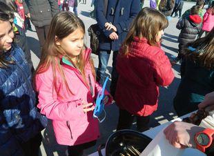 Φωτογραφίες από την εκδήλωση της Τσικνοπέμπτης στο 4ο Δημοτικό Σχολείο Γρεβενών