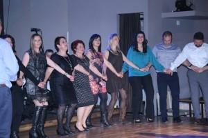 Φωτογραφίες από τον χορό του Εκπολιτιστικού Συλλόγου Γρεβενών ΄΄ ΠΙΝΔΟΣ΄΄