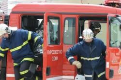 Πυρκαγιά σε οίκημα στην Αβδέλλα  Γρεβενών – Η πυρκαγιά εκδηλώθηκε στη σκεπή της σοφίτας διώροφης μονοκατοικίας
