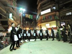 """Χορευτική παράσταση του συλλόγου Γρεβενιωτών Κοζάνης """" Ο ΑΙΜΙΛΙΑΝΟΣ """""""