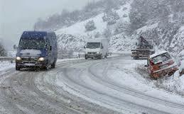 Χιονίζει στην πόλη και στα χωριά των Γρεβενών.