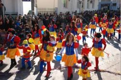 Αποκριάτικες εκδηλώσεις 2015 στο Δήμο Σερβίων-Βελβεντού