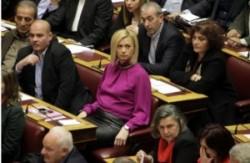 """""""Όχι"""" στον Παυλόπουλο από Ρ. Μακρή – Λαφαζάνης: """"Δεν έφαγα εγώ τον Αβραμόπουλο"""""""