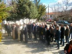 Πραγματοποιήθηκε στον οικισμό Δεσπότη (Σνίχοβο) Γρεβενών η καθιερωμένη εκδήλωση τιμής της επετείου της μάχης του Σνιχόβου