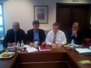 Συνάντηση εργασίας για την τουριστική ανάπτυξη στην Π.Ε. Γρεβενών