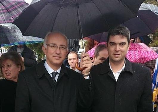 Στη Δεσκάτη ο Περιφερειακός Σύμβουλος Γρηγόρης Γιαννόπουλος για τον εορτασμό της 25ης Μαρτίου