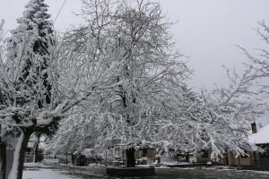 Σταμάτησαν οι χιονοπτώσεις στα ορεινά χωριά των Γρεβενών