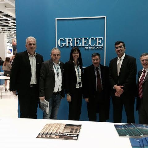 Θετικός Απολογισμός Από Τη Συμμετοχή Της Εταιρείας Τουρισμού  Δυτικής Μακεδονίας Στην Εκθεση Τουρισμού  Στο Βερολίνο
