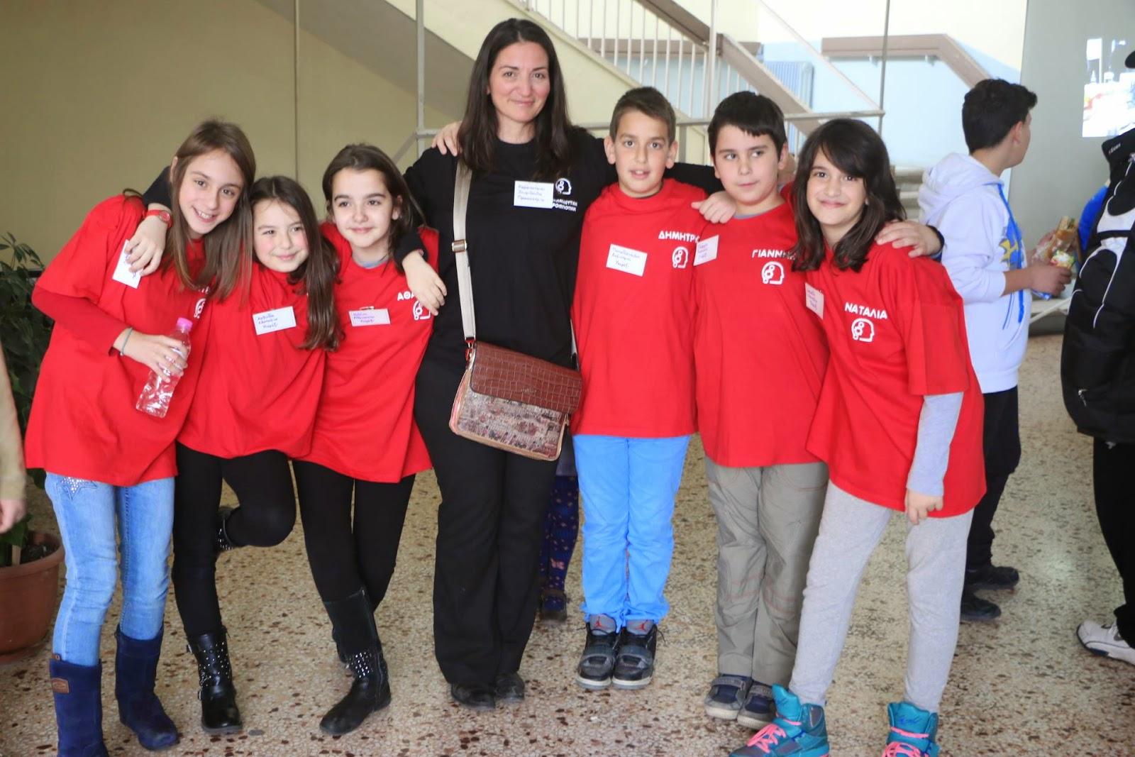 4ο 12/Θ Ολοήμερο Δημοτικό Σχολείο Γρεβενών: Συμμετοχή στον Πανελλήνιο Διαγωνισμό Εκπαιδευτικής Ρομποτικής