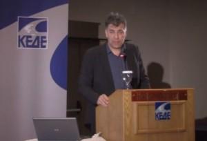 Εισήγηση του  Αντιπεριφερειάρχη Γρεβενών στο Συνέδριο της ΚΕΔΕ (video)