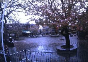 Σφοδρές χιονοπτώσεις στα Ορεινά χωριά των Γρεβενών