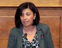 Ομιλία της Ευγενίας Ουζουνίδου, βουλευτή του ΣΥΡΙΖΑ Π.Ε. Κοζάνης, στην ολομέλεια της Βουλής στο Νομοσχέδιο «Ρυθμίσεις Θεμάτων Δημόσιου Ραδιοτηλεοπτικού Φορέα, Ελληνική Ραδιοφωνία Τηλεόραση Ανώνυμη Εταιρεία και τροποποίηση του άρθρου 48 του ν. 2190/1920»
