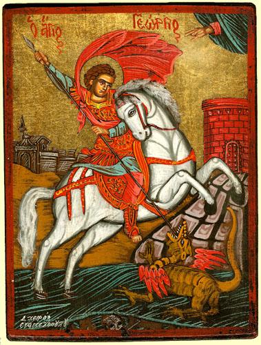 Άγιος Γεώργιος: Ο πιο γνωστός και αγαπητός Άγιος σε όλο τον κόσμο!
