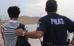 Καστοριά : Σύλληψη αλλοδαπών για μεταφορά λαθρομεταναστών