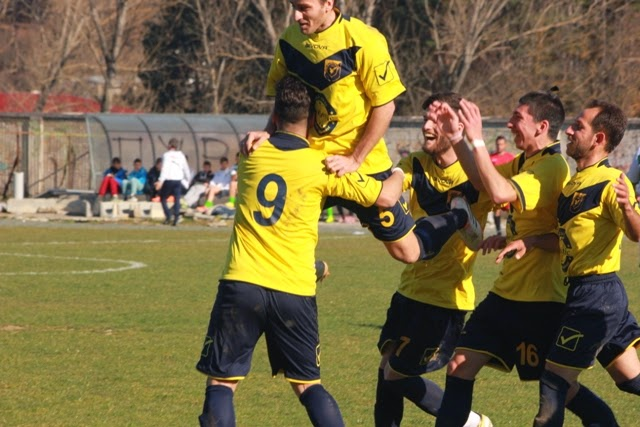 Βατόλακκος-Εορδαϊκός 1-1 Για το πρωτάθλημα ανόδου στην Γ' Εθνική