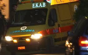 Τραυματίστηκαν στην Μυρσίνα δύο 18χρονοι Γρεβενιώτες
