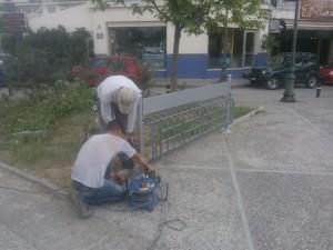Τοποθετήθηκαν από τον Δήμο Γρεβενών  θέσεις στάθμευσης ποδηλάτων σε 4 σημεία της πόλης (φωτογραφίες)