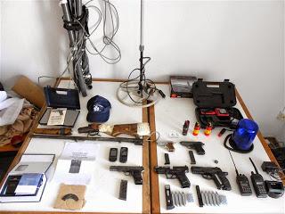 Συλλήψεις για αρχαιοκαπηλία σε Κοζάνη, Τρίκαλα και Γιάννινα