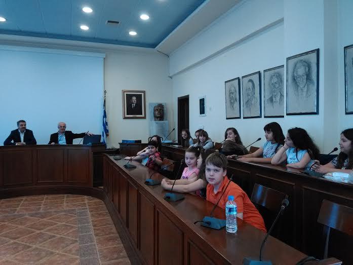 Διδακτικές επισκέψεις του 2ο 6/θ Ολοήμερου Δημοτικού Σχολείου Γρεβενών