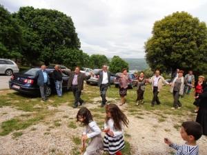 Θεία λειτουργία στον ΄Αγιο Αθανάσιο Παλιουριάς (φωτογραφίες)