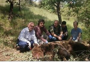 Ολοκληρώθηκε η επιχείρηση ραδιοσήμανσης αρκούδων στις ΠΕ Καστοριάς και Κοζάνης από την ΚΑΛΛΙΣΤΩ