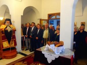 """ΟΙΚΙΣΜΟΣ ΒΑΡΗΣ-ΑΓΙΑ ΓΛΥΚΕΡΙΑ  *Γράφει ο Βασίλειος Αποστόλου, αντιπρόεδρος του Συλλόγου Γρεβενιωτών Κοζάνης """"Ο Αιμιλιανός"""""""