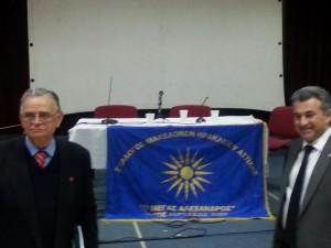 Ο Γρεβενιώτης Γιάννης Μήτσιος ξανά πρόεδρος στους Μακεδόνες στην Αθήνα