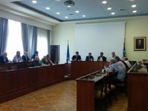 Τον Περιφερειάρχη Δυτικής Μακεδονίας κ. Θεόδωρο Καρυπίδη υποδέχτηκε σήμερα στο γραφείο του ο Δήμαρχος Γρεβενών κ. Γεώργιος Δασταμάνης