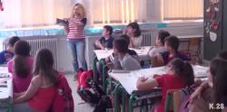 Ημέρα Γεφυριού – 6ο Δημοτικό Σχολείο Γρεβενών  Ε' Τάξη (video)