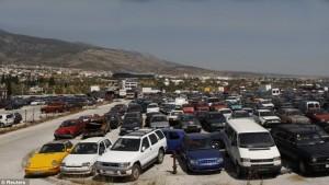 Δημοπρασία οχημάτων τελωνείου Καστοριάς