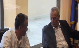 Επίσκεψη του Υφυπουργού Αγροτικής Ανάπτυξης κ. Σγουρίδη στα Γρεβενά (video)