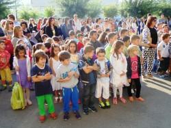 Αποχαιρετιστήρια γιορτή ΣΤΟ 3ο Δημοτικό σχολείο Γρεβενών