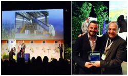 Βράβευση της ΔΙΑΔΥΜΑ για το έργο WASTE-C-CONTROL στα Best LIFE-Environment Projects 2014