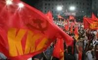 Συγκέντρωση ΚΚΕ ενάντια στη συμφωνία