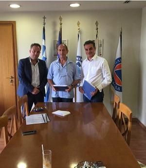 Περιφέρεια Δυτικής Μακεδονίας : Πρωτόκολλο συνεργασίας με τη Γενική Γραμματεία Πολιτικής Προστασίας για την εκπαίδευση υπηρεσιακών στελεχών