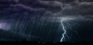 Kαταιγίδα έπληξε τις πρωινές ώρες την πόλη των Γρεβενών