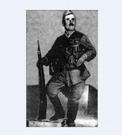 Νεράιδα Κοζάνης: Aποκαλυπτήρια του μνημείου του οπλαρχηγού του Ποντιακού αντάρτικου, την Κυριακή 26 Ιουλίου
