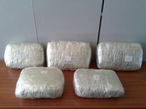 Σύλληψη 40χρονου σε περιοχή της Φλώρινας για εισαγωγή, μεταφορά και κατοχή ναρκωτικών ουσιών – Κατασχέθηκαν πάνω από 4,5 κιλά ακατέργαστης κάνναβης
