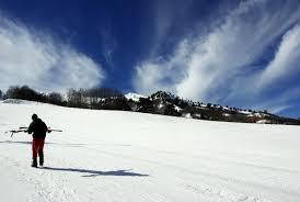 Το νέο Διοικητικό Συμβούλιο του Εθνικού Χιονοδρομικού Κέντρου Βασιλίτσας.