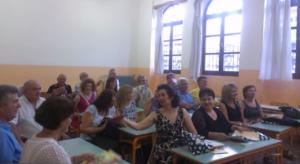 Συνάντηση συμμαθητών αποφοιτησάντων 1970 – 1971 από το 1ο Δημοτικό Σχολείο Γρεβενών (video)