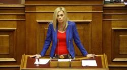 Ραχήλ Μακρή: Αδιανόητο να ξανακατεβώ στα ψηφοδέλτια του ΣΥΡΙΖΑ